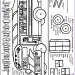 Back To School Coloring Pages For Preschool Luxury Gallery 18 Best Images About Wheels On The Bus Activities For The