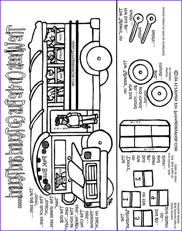 wheels on the bus activities for the classroom