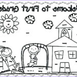 Back To School Coloring Pages For Preschool Luxury Image Back To School Drawing At Getdrawings