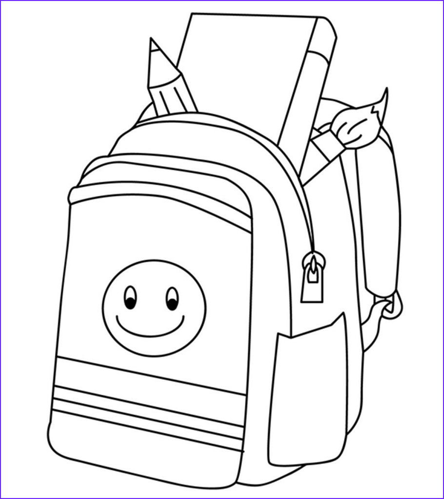 fun back to school coloring pages your toddler will love to color