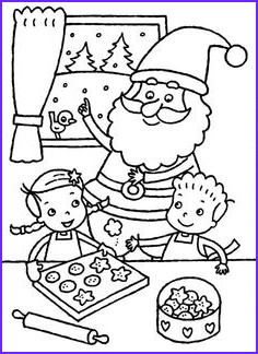 Baking Coloring Pages Beautiful Gallery 1000 Images About Kids Christmas Baking On Pinterest