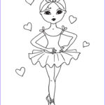 Ballerina Coloring Pages Beautiful Gallery Pin By Crystal Davis On Dance Coloring Sheets And Pics