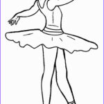 Ballerina Coloring Pages Best Of Collection Printable Ballet Coloring Pages For Kids