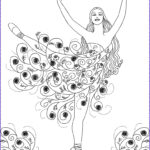 Ballerina Coloring Pages Cool Photography Nicole S Free Coloring Pages Ballerina Primavera Ballet