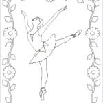 Ballerina Coloring Pages Inspirational Stock Free Printable Ballet Coloring Pages For Kids