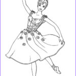 Ballerina Coloring Pages Luxury Photos Ballerina Coloring Page