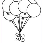 Balloon Coloring Pages Inspirational Images 47 Ballon Coloring Page Balloons Coloring Pages For