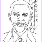 Barack Obama Coloring Pages Awesome Stock President Barack Obama Coloring Page From The Vote 2012