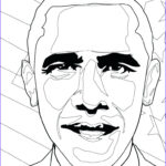 Barack Obama Coloring Pages Beautiful Collection Barack Obama Coloring Pages Printable At Getcolorings