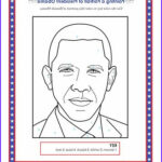 Barack Obama Coloring Pages Cool Photography 1000 Images About President Obama Crafts On Pinterest