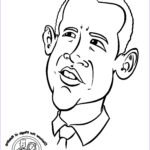 Barack Obama Coloring Pages Elegant Gallery All Holiday Coloring Pages