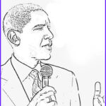 Barack Obama Coloring Pages Inspirational Images Printable Coloring Pages July 2009