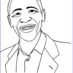 Barack Obama Coloring Pages Luxury Photos Barack Obama President Usa Coloring Page Kids Play Color
