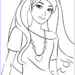 Barbie Coloring Book Awesome Photography Barbie Coloring Pages To Print For Free Mermaid Princess