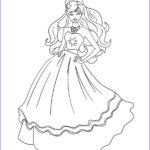 Barbie Coloring Book Cool Images Top 50 Free Printable Barbie Coloring Pages Line