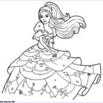 Barbie Coloring Book Luxury Images Barbie Coloring Pages 1 Printables