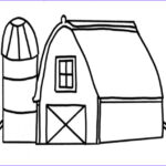 Barn Coloring Awesome Collection Barn Coloring Pages Coloringsuite