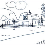Barn Coloring Beautiful Stock Coloring Pages