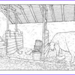 Barn Coloring Best Of Photos Barn Coloring Pages