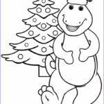Barney Coloring Pages Inspirational Photos Free Printable Barney Coloring Pages For Kids