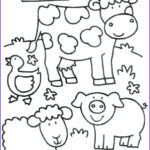 Barnyard Coloring Unique Image Image Result For Farm Animal Coloring Pages For Toddlers