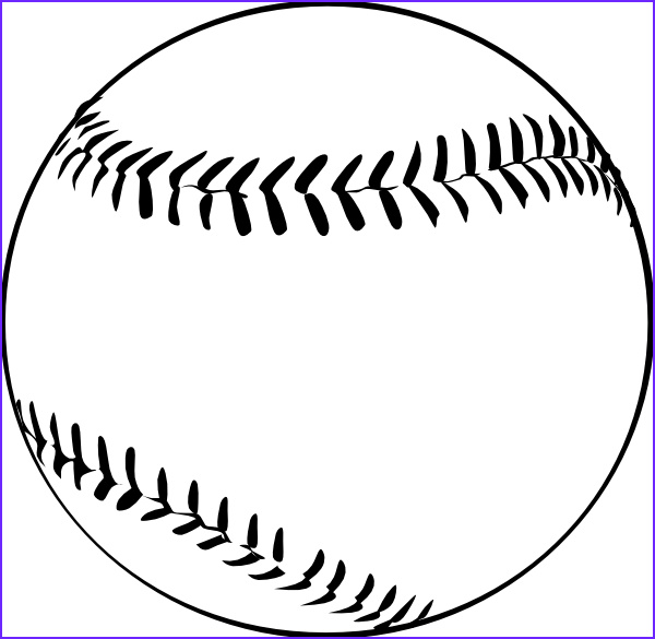 baseball coloring pages 2