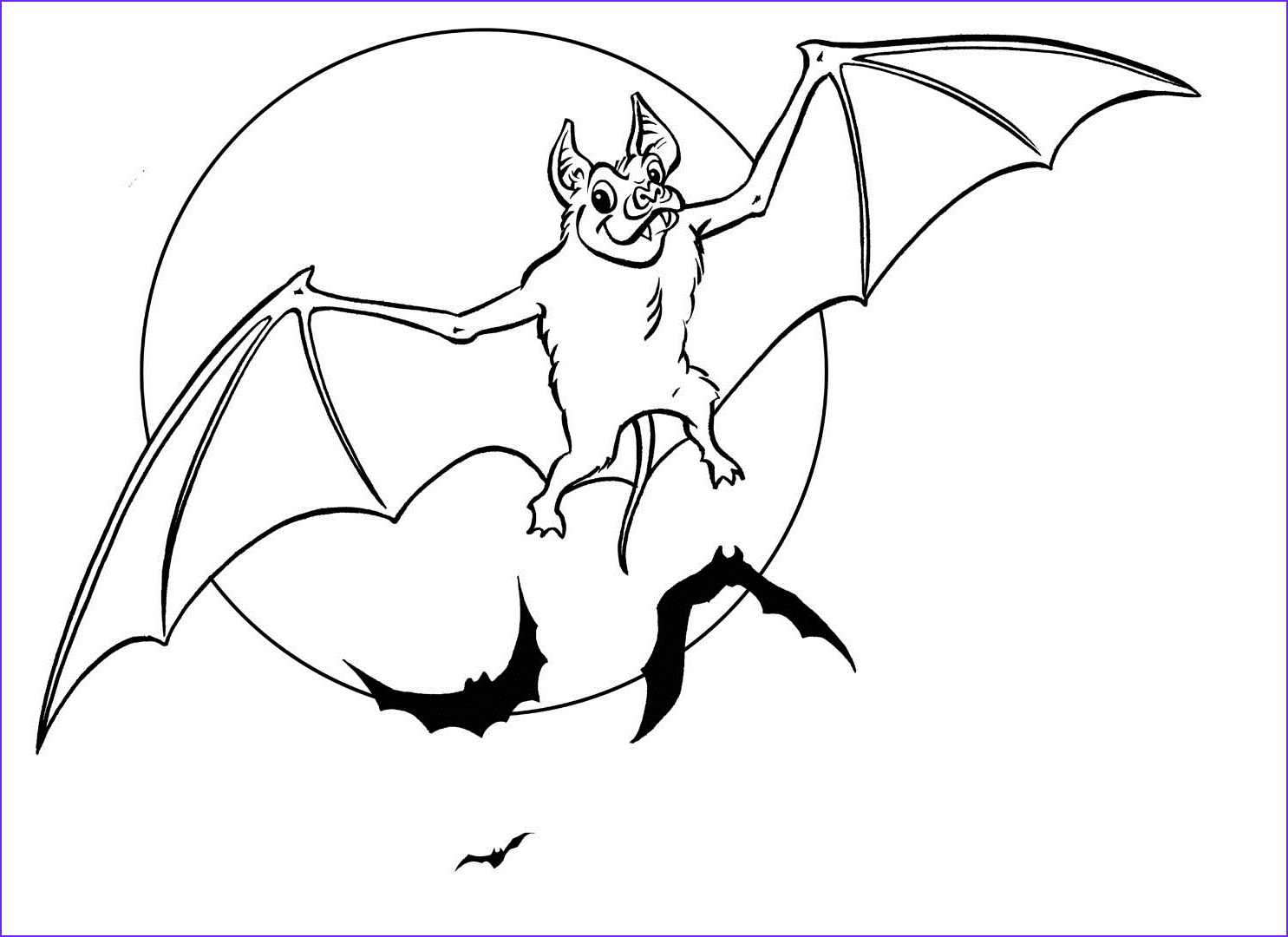 Bat Coloring Pages Beautiful Photos Free Printable Bat Coloring Pages for Kids