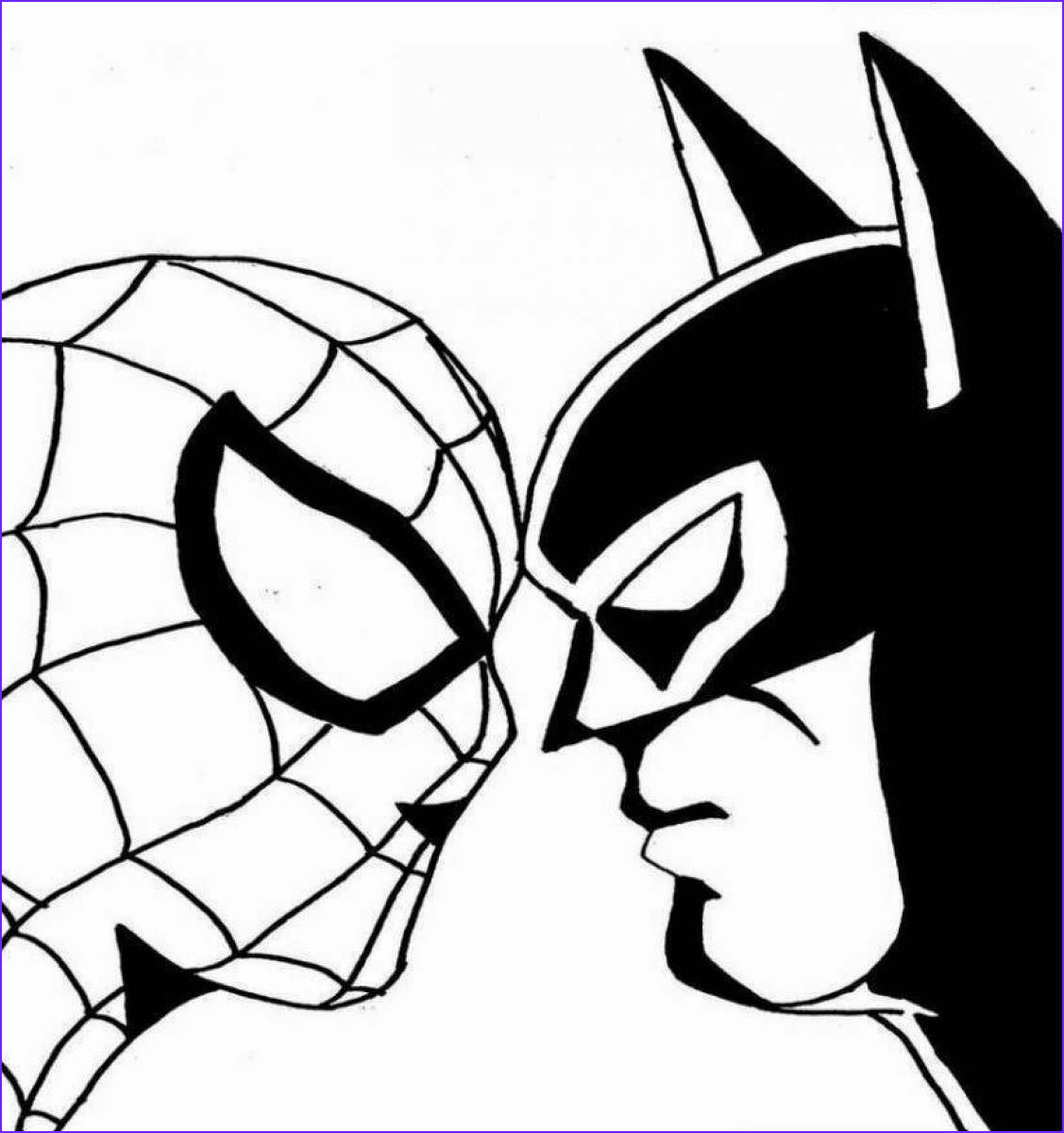 batman free able coloring pages