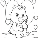 Bear Coloring Pages Awesome Gallery Printable Care Bears Coloring Pages For Kids