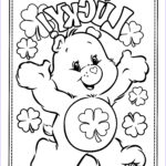 Bear Coloring Pages Beautiful Collection Free Printable Care Bear Coloring Pages For Kids