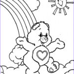 Bear Coloring Pages Beautiful Gallery Free Printable Care Bear Coloring Pages For Kids