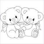 Bear Coloring Pages Best Of Collection Free Printable Teddy Bear Coloring Pages For Kids