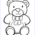 Bear Coloring Pages Best Of Images Free Printable Teddy Bear Coloring Pages For Kids