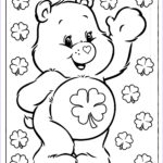 Bear Coloring Pages Inspirational Photos Care Bears Coloring Pages