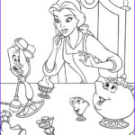 Beauty and the Beast Coloring Book Best Of Photography Free Printable Beauty and the Beast Coloring Pages for Kids
