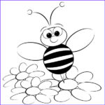 Bee Coloring Pages Cool Collection Bumble Bee Hive Coloring Pages Sketch Coloring Page
