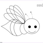 Bee Coloring Sheet Best Of Images Bee Coloring Pages Educational Activity Sheets And