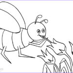 Bees Coloring Pages Beautiful Gallery Printable Bumble Bee Coloring Pages for Kids
