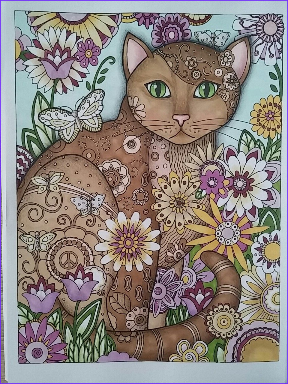 Best Adult Coloring Markers Best Of Photos Creative Cats 1 for the Best Adult Coloring Books and