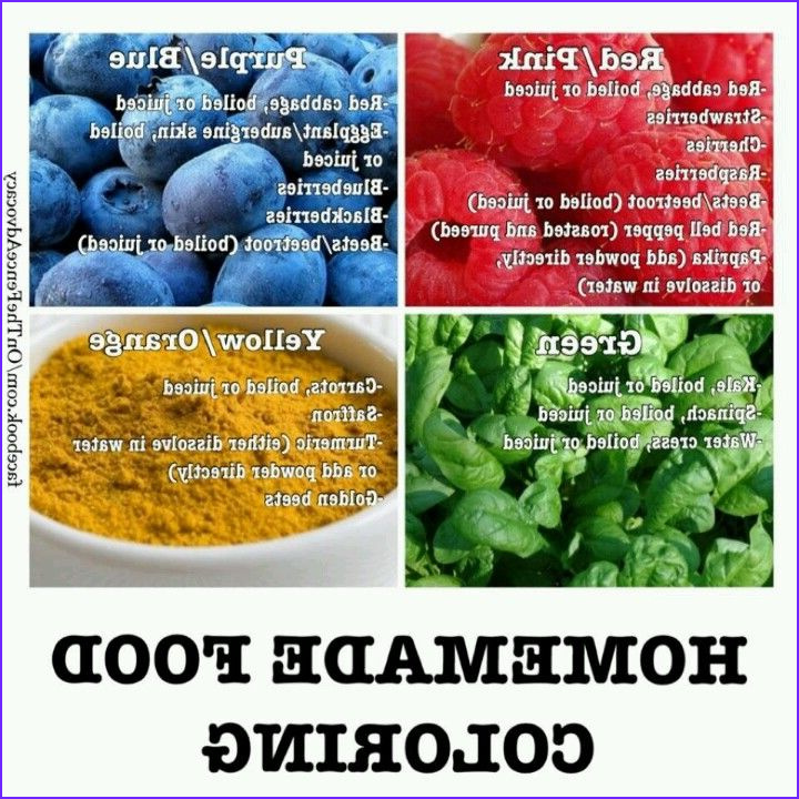 Best Natural Food Coloring Best Of Image Homemade Food Coloring Avoiding Artificial Food