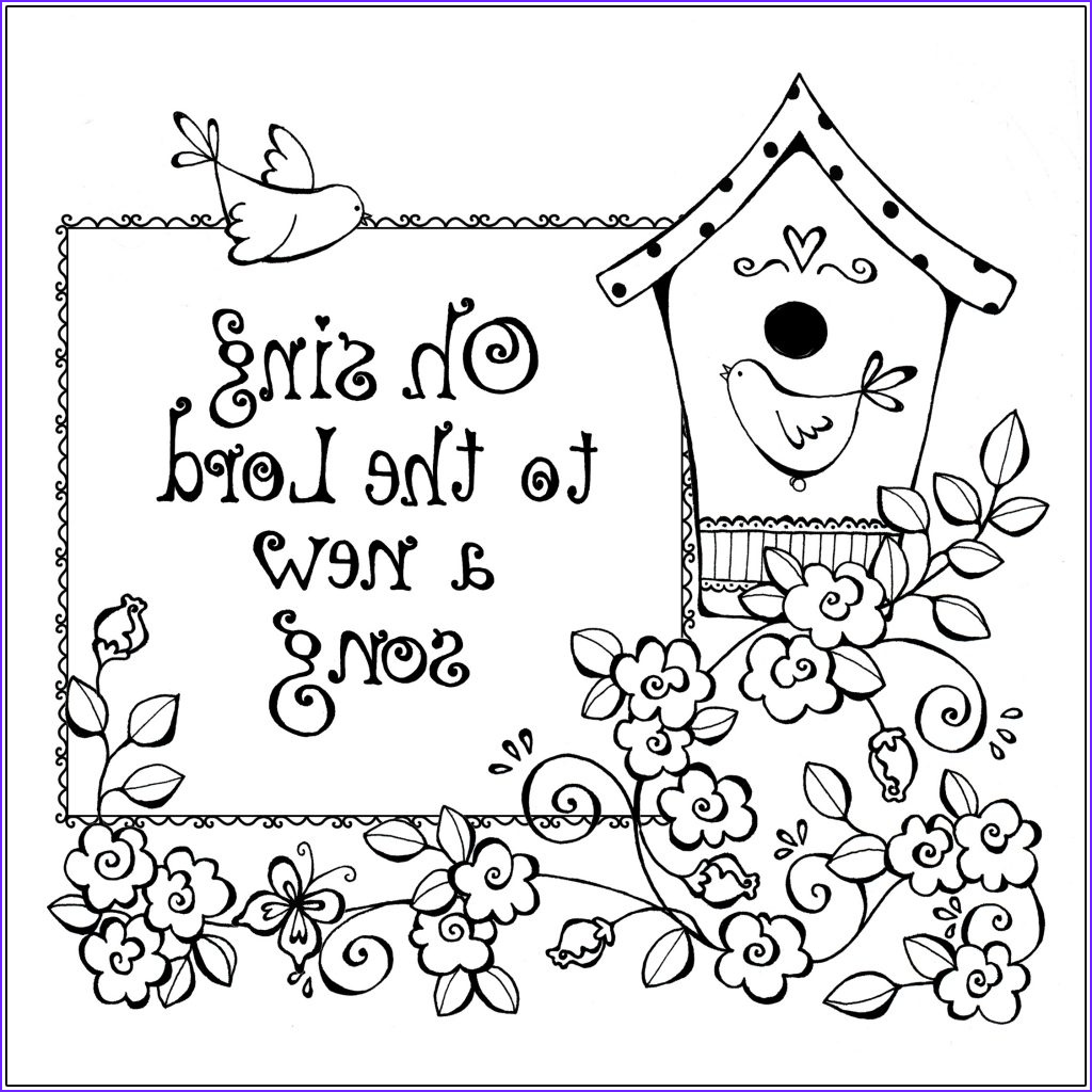 free printable christian coloring pages kids