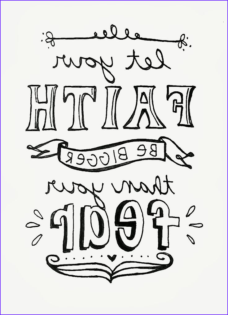 Bible Coloring Pages for Kids with Verses Unique Images Faith Coloring Pages Crafts & Diy