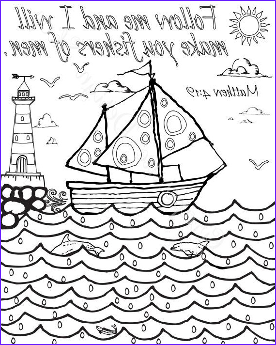 Bible Coloring Pages Pdf Beautiful Gallery Bible Verse Coloring Pages Set Of 5 Beach Instant