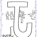 Bible Coloring Pages Pdf Inspirational Image J Is For Jesus Bible Alphabet Coloring Page
