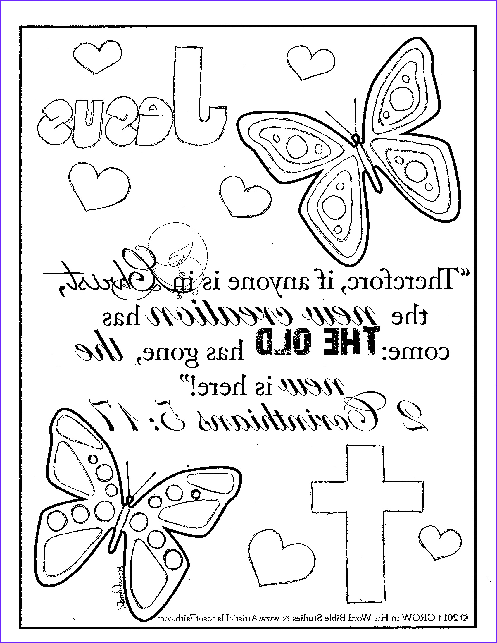 amazing printable bible coloring pages with verses for free