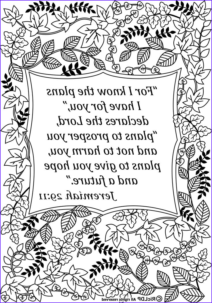 Bible Verse Coloring Books Awesome Collection More Coloring Pages See the Link Thank You
