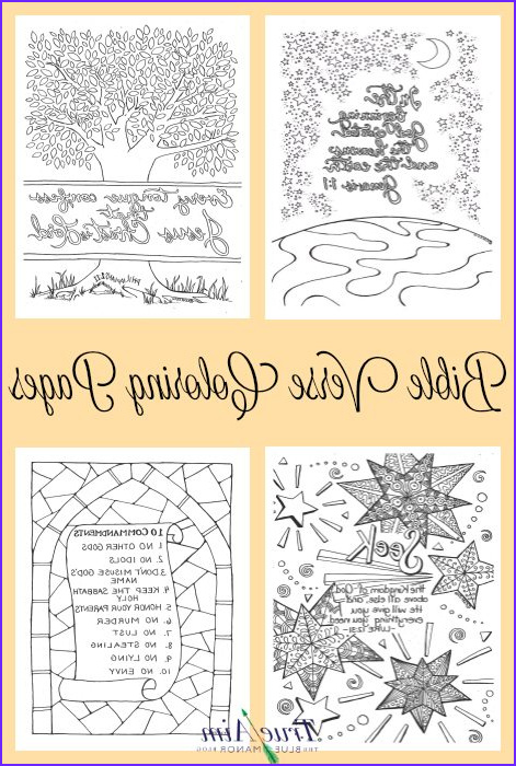 free bible verse coloring pages 2