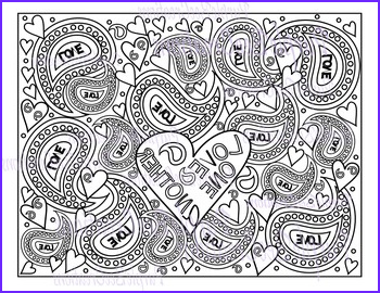 Coloring Page Love e Another Bible Verse Coloring Page