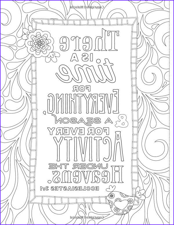 Bible Verse Coloring Books New Stock Inspiring Words 30 Verses From the Bible You Can Color