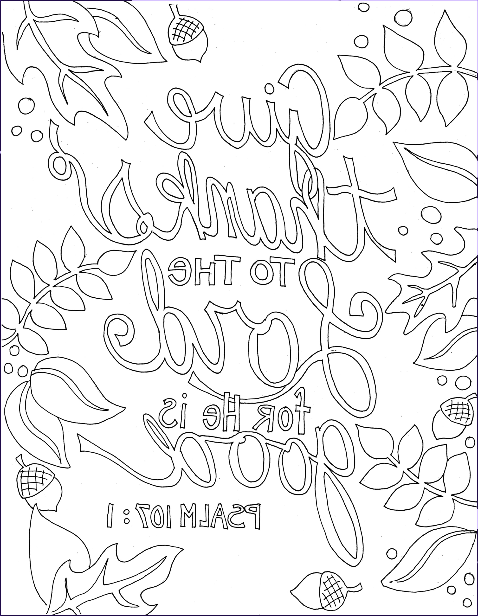 bible quote coloring pages